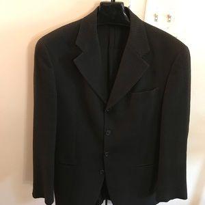 Men's 3 button Italian sports coat